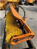 Nesbo 1,70 m fejemaskine A ramme, Mašine za čišćenje