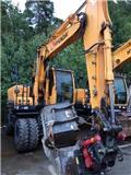 Hyundai Robex 140 W-9, 2013, Wheeled Excavators