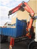 Fassi F 300, 2002, Grue auxiliaire