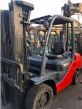 Toyota 3ton, 2015, Diesel Forklifts
