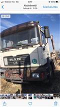 MAN 18.360, 2002, Komunalni tovornjaki