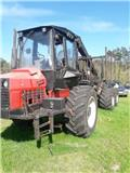 Valmet 860, 1996, Forwardery