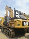 Caterpillar 336 D, Roomikekskavaatorid