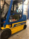 Toyota 7 FB MF 30, 2005, Electric Forklifts