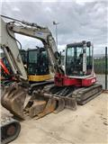 Takeuchi TB153FR, 2013, Mini excavators < 7t
