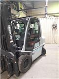 UniCarriers DX30, 2015, Carretillas LPG