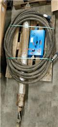 Tracto-Technik Grundomat 130 N, 2016, Rammimisseadmete tarvikud ja varuosad