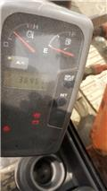 Hitachi ZX 70, 2012, Мини екскаватори < 7 т
