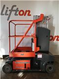 JLG Toucan Junior 8, 2010, Personløftere