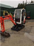 Kubota KX 36, 2011, Mini excavators < 7t (Mini diggers)
