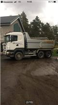 Scania R 480, 2006, Tipper trucks
