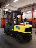 Hyster H 5.5 FT, 2007, Carretillas diesel