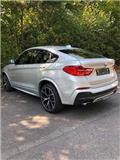BMW X3 - X4 xDrive20d - 2.0 (M-Paket), 2017, Masini