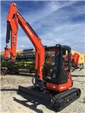 Kubota U 35-3, 2017, Mini excavators < 7t (Mini diggers)