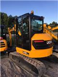 JCB Z48-1 ny! RT & 3skopor, 2017, Mini excavators < 7t (Mini diggers)