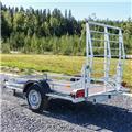 Lorries TM15 med lastramp, 2021, Övriga släp