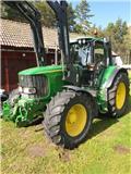 John Deere 6620, 2002, Traktori