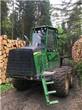 John Deere 1210 E, 2016, Forwarders