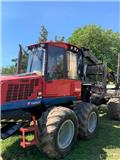 Valmet 860, 2000, Forwarder