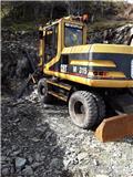 Caterpillar M 315, 1999, Excavadoras de ruedas