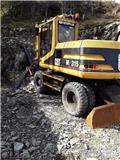 Caterpillar M 315, 1999, Wheeled Excavators