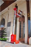 Mantall IMP65, 2016, Mga mast lift na patayo