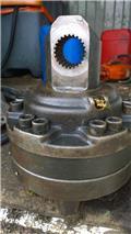 Rotator używany BBR, Harwestery
