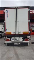 Schmitz Cargobull Frigo Standard, 2015, Temperature controlled semi-trailers