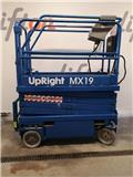 UpRight MX19, 2002, Šķerveida pacēlāji