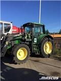 John Deere 6420 AP, 2004, Tractors