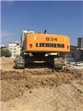 Liebherr R 934 C, 2013, Pengorek peyarap