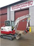 Takeuchi TB240, 2016, Mini Excavators <7t (Mini Diggers)