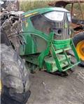 John Deere 6115 R, 2012, Tractores