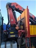 Hiab 220-5, 2000, Grúas cargadoras