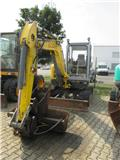 Wacker Neuson 50Z3, 2009, Mini Escavadoras <7t