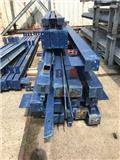 &nbsp  Staalconstructie 4,5 x 24 meter (108m²)