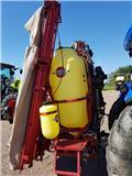 Hardi TWIN Master Twin Stream 1000/12 EC, 2009, Mounted sprayers