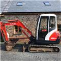 Kubota KX 61-3, 2007, Mini excavators < 7t (Mini diggers)