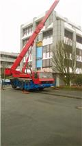 Grove GMK 3050, 2000, Used all terrain cranes