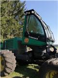 Timberjack 1270D, 2002, Combine forestiere