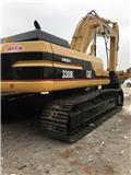 Caterpillar 330 B L, Crawler excavators