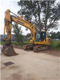 Komatsu PC160LC-8, 2011, Excavadoras de cadenas