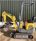 Wacker Neuson 803, 2018, Mini Excavators <7t (Mini Diggers)