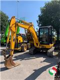 JCB 8045 ZTS, 2006, Mini excavadoras < 7t