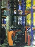 Ричтрак Toyota 7FBRE16-2, 2004, Schubmaststapler