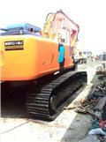 Hitachi EX 120-3, Excavadoras de cadenas
