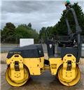 Bomag BW 135 AD, 2005, Twin drum rollers