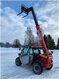 Manitou MT 625, 2013, Telescopic handlers