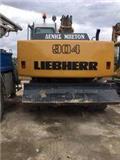 Liebherr A 904, 1999, Movimentazione rifiuti