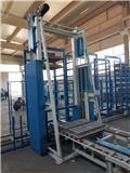 Metalika Handling systems and transfer pallets, 2019, Hormigoneras de piedras